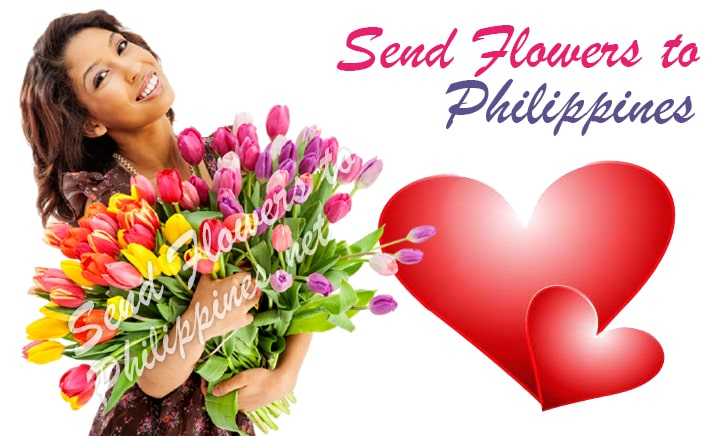 Send Flowers To Philippines